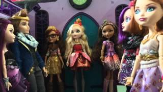 getlinkyoutube.com-Ever After Monster High | episode one | We Ended Up Where?