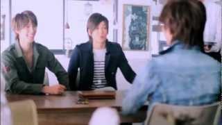 getlinkyoutube.com-Hamao Kyousuke /Daisuke Watanabe- Host club MV (DVD version)
