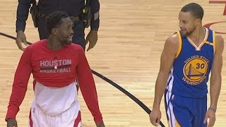 getlinkyoutube.com-Kevin Durant vs James Harden! Are Rockets True Contenders? Rockets vs Warriors