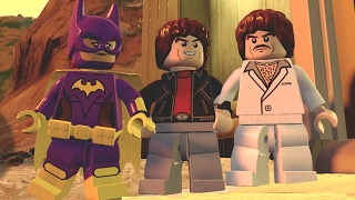 getlinkyoutube.com-LEGO Dimensions - Knight Rider Adventure World - All Quests
