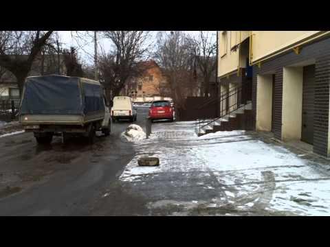 Дорога в м.Івано-Франківськ, вул.Маланюка ЖАХЛИВА