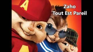 Zaho - Tout Et Pareil ( Alvin Chipmunk - Version )