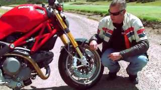 getlinkyoutube.com-Ducati Monster 1100S