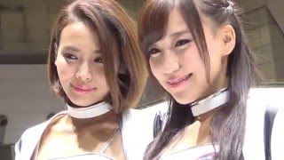getlinkyoutube.com-東京モーターショー2015コンパニオン スバル