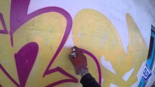 getlinkyoutube.com-Graffiti - Ghost EA - Raw Footage 4