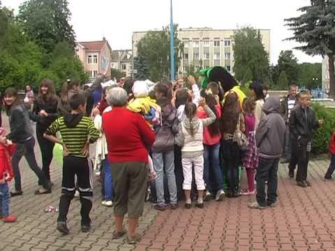 День захисту дітей в Городенці
