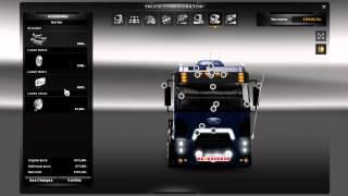 getlinkyoutube.com-Euro Truck Simulator 2 - tunando o Ford...