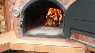 Como hacer horno lena hacer bricolaje es - Construir horno de lena ...