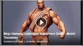 getlinkyoutube.com-Birju Halwai Challenges Doga by Mohit Trendster