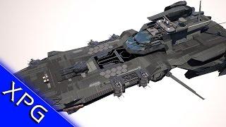 getlinkyoutube.com-Star Citizen Community Made Ships - Best Ships From the Modding Community