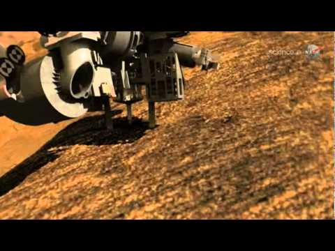 ScienceCasts: The Strange Attraction of Gale Crater