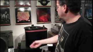 getlinkyoutube.com-Music Hall WCS 2 Record Cleaning Machine Review