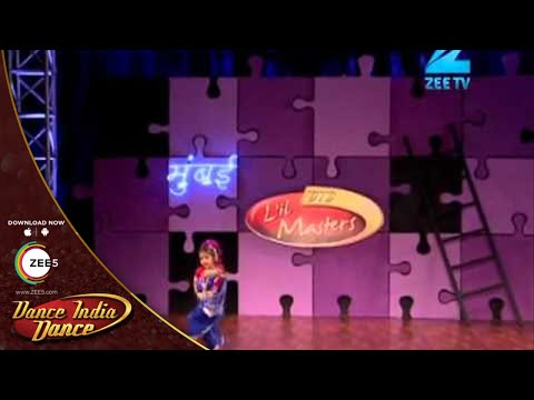 DID Little Masters Mumbai Auditions_Lakshika Performance -JNuhMiX9Tdo