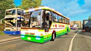 getlinkyoutube.com-Scania Bus ETS2 (Euro Truck Simulator 2)