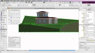 getlinkyoutube.com-ArchiCAD Basic Training Lesson 28 | Site Modeling Basics | QuickStart Course Excerpt