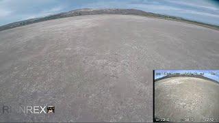 World's fastest fpv gopro quadcopter? 150km/h