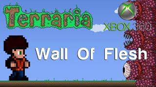 getlinkyoutube.com-Terraria Xbox - Wall Of Flesh [73]