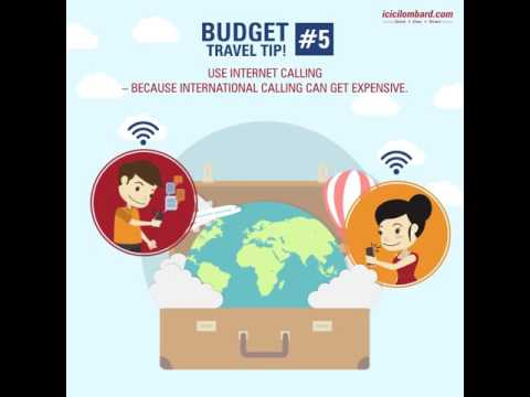 Budget Travel Tips!