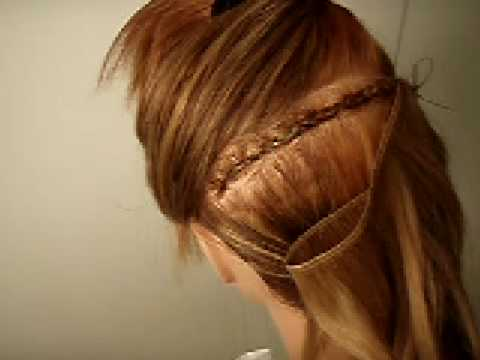 Braid Pattern For Clip In Extensions 74