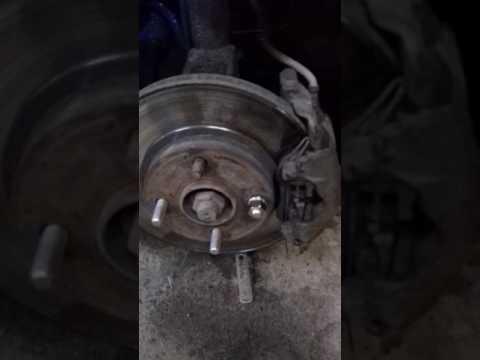 Замена шпильки колеса форд фокус 1