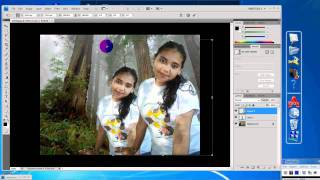 getlinkyoutube.com-COMO RECORTAR FOTOS Y PEGAR EN OTRA(PHOTOSHOP)