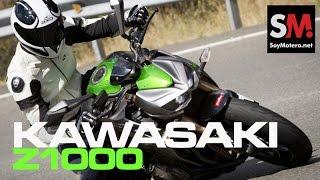 getlinkyoutube.com-Prueba Kawasaki Z1000 SE 2014