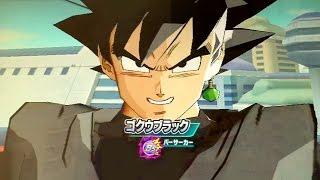 getlinkyoutube.com-【DBH GDM9弾】【ゴッドボス:ゴクウブラックに挑戦!!】DBH ドラゴンボールヒーローズ GDM9弾【未来トランクス編】【VS Black Goku】【GOD BOSS】【GAME PLAY】