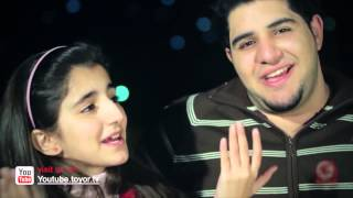 getlinkyoutube.com-على عيني محمد بشار,ديمة بشار dima bashar & mohamad bashar