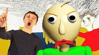 HOW DO YOU ANSWER THE THIRD QUESTION??? | BALDI'S BASICS | Fan Choice Friday