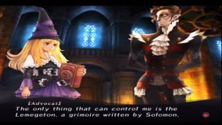 """GrimGrimoire ~ Second Day 02a-E  """"Advocat's Lecture"""""""