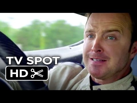 Need For Speed UK TV SPOT - Payback (2014) - Aaron Paul, Imogen Poots Movie HD