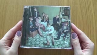 Unboxing BTS (Bangtan Boys) 防弾少年団 2nd Studio Album WINGS (Japan Edition)