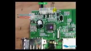 getlinkyoutube.com-Actualiza tu Amplificador de audio con este receptor usb, bluetooth, mp3 y radio FM.