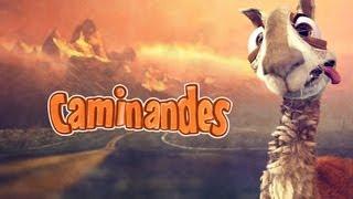 Caminandes 1: Llama Drama - Blender Animated Short width=