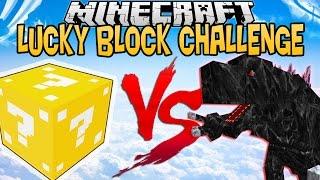 LUCKY BLOCK VS MOBZILLA !   LUCKY BLOCK CHALLENGE  [FR]