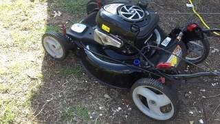 Getting The Lawnmowers Running for 2017
