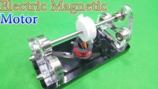 getlinkyoutube.com-Super Bedini Motor Electric Magnetic no sound when in operation