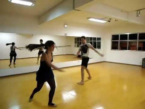 Video Aula - Rafael Muniz - Lyrical Jazz - Christina Aguilera