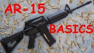 getlinkyoutube.com-AR-15 Basics: Controls, Function, Disassembly, & Reassembly.