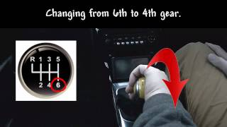 getlinkyoutube.com-Complete Driver - How to change gear using a gear stick (Stick Shift) and the Palming Method