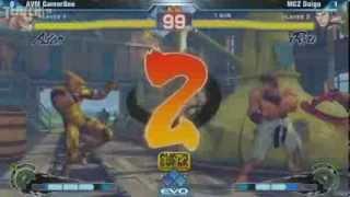 getlinkyoutube.com-ssf4ae【Evolution 2012】Gamerbee (Adon) vs.Daigo Umehara (Ryu)  【世界最大規模格ゲー大会】ウメハラが見せた神試合