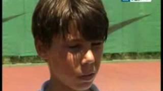 getlinkyoutube.com-little 12 year old Rafael Nadal