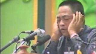 One the best Qari in the Philippines-Sheikh:ABDULBASIT IMAN Suratul Ra'ad 1/2
