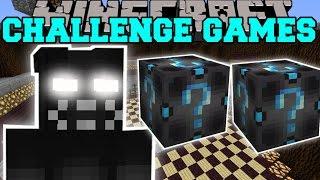 getlinkyoutube.com-Minecraft: SHADOW BONNIE CHALLENGE GAMES - Lucky Block Mod - Modded Mini-Game