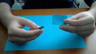 getlinkyoutube.com-How to Make 3D Origami Pieces