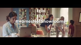 Asian Paints - Homes Not Showrooms