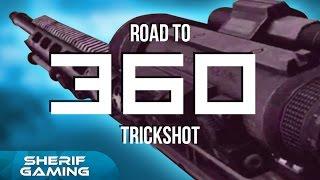 getlinkyoutube.com-Road to 360 Trickshot #1 (Modern Combat 5)