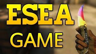 getlinkyoutube.com-ESEA FULL GAME on MIRAGE - Stream Capture