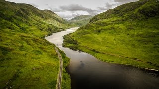getlinkyoutube.com-Aerial Travel Scotland/Isle of Skye Landscapes 2015 4k UHD DJI Inspire One