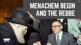 getlinkyoutube.com-Menachem Begin and The Rebbe